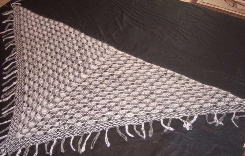 каталог одежды вязание крючком косынки схемы